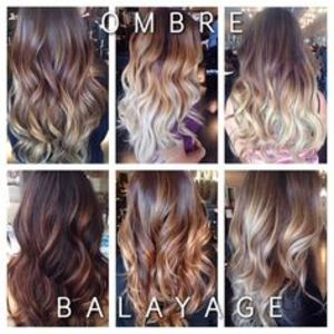 Color | Highlights | Balyage | Lowlights | Frizzles